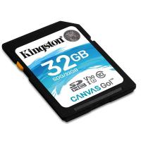 Kingston 32GB SDG/32GB Canvas Go SD 90MB/s read and 45MB/s write