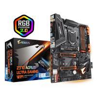 Gigabyte Z370 Aorus Ultra Gaming Wifi LGA 1151 ATX Motherboard + Intel Optane