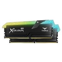 Team 16G(2x8G)Kit TF6D416G4000HC18EDC01 T-Force Xcalibur RGB DDR4 4000MHz