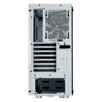 ZDEL Corsair CC-9011131-WW(275R-A-WH) Corsair Carbide Series 275R Mid-Tower Gaming Case, White