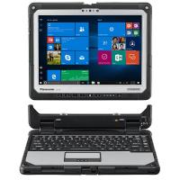 Panasonic Toughbook CF-33 12in i7 7600U Detachable Rugged 2-1 Laptop (CF-33BRHAZVA)