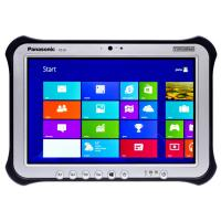 "Panasonic Toughpad FZ-G1 (10.1"") Mk4 with 4G (inc. Satellite GPS) & 2nd USB"