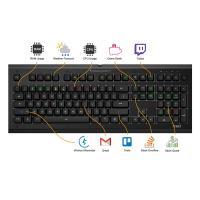 Das Keyboard X50Q Smart RGB Mechanical Gaming Keyboard