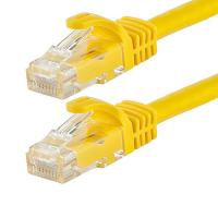 Generic Cat 6 Ethernet Cable - 0.25m (25cm) Yellow