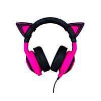 Razer Kitty Ears for Razer Kraken Neon Purple
