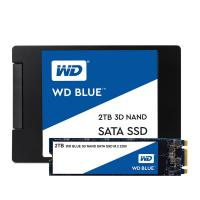 Western Digital 1TB Blue 3D NAND SSD 2.5 Form Factor, SATA Interface