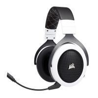 Corsair HS70 Gaming Headset - White