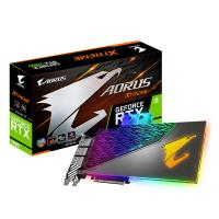 Gigabyte GeForce RTX 2080 Aorus Xtreme Waterforce Waterblock 8G Graphics Card