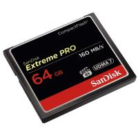 Sandisk 64GB SDCFXPS-064G-X46 ExtremePro Compact Flash Card