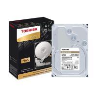 """Toshiba 3.5"""" NAS 6TB 7200rpm SATA HDD"""