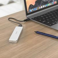 Orico M.2 SSD to USB3.1 Type C External Enclosure (PCM2-C3-SV)