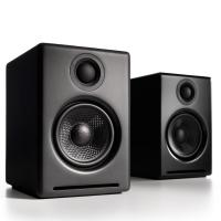 Audioengine 2+ Wireless Desktop Speakers - Satin Black
