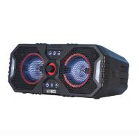 Altec Lansing Xpedition 4 Rugged Portable LED Bluetooth Speakers (ALP-XP400)