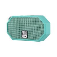 Altec Lansing Mini H20 3 Rugged Portable Bluetooth Speaker - Aqua Blue (IMW258N-AB)