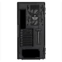 Corsair Carbide 678C Tempered Glass Mid Tower EATX Case - Black