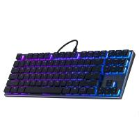 Cooler Master MasterKeys SK630 RGB Slim TKL Mechanical Keyboard - Cherry Red