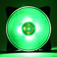Cooler Master 120mm MF120 Addressable RGB Fan with Controller - 3 Pack