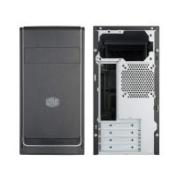 Cooler Master MasterBox E300L mATX Case with 420W Power Supply - Silver