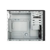 Cooler Master MasterBox E300L mATX Case - Silver
