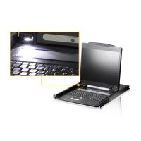 Aten 19in LED-backlit LCD Console (CL1000N)
