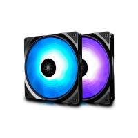 Deepcool RF140 RGB 140mm Fan - 2 Pack