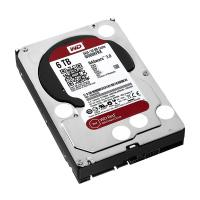 Western Digital 6TB Red 3.5in SATA NAS Hard Drive (WD60EFAX)