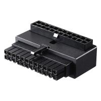 CoolerMaster ATX 24pin 90 Degree Adapter with Capacitors