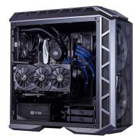CoolerMaster Sleeved Extension Cable Kit - Blue and Black