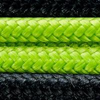 CoolerMaster Sleeved Extension Cable Kit - Green and Black