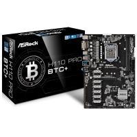 ASRock H110 Pro BTC+ Mining Motherboard