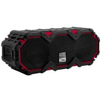 Altec Lansing Mini LifeJacket Jolt Rugged Portable Bluetooth Speaker - Black/Red (IMW479-TRD)