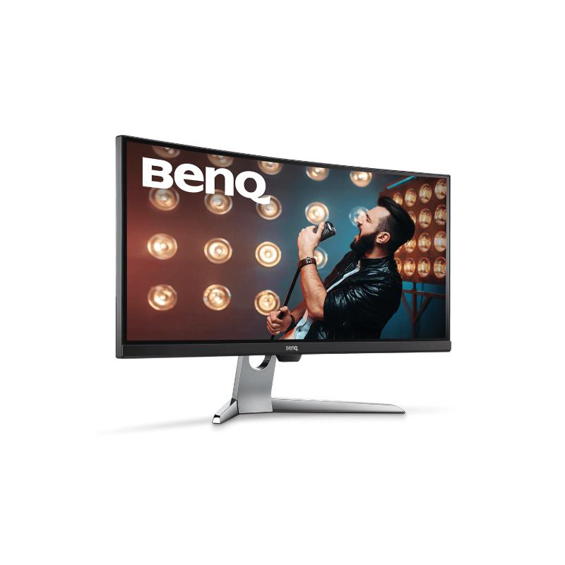 BenQ 35in VA Ultra WQHD Curved 100Hz HDR FreeSync 2 Gaming Monitor (EX3501R)