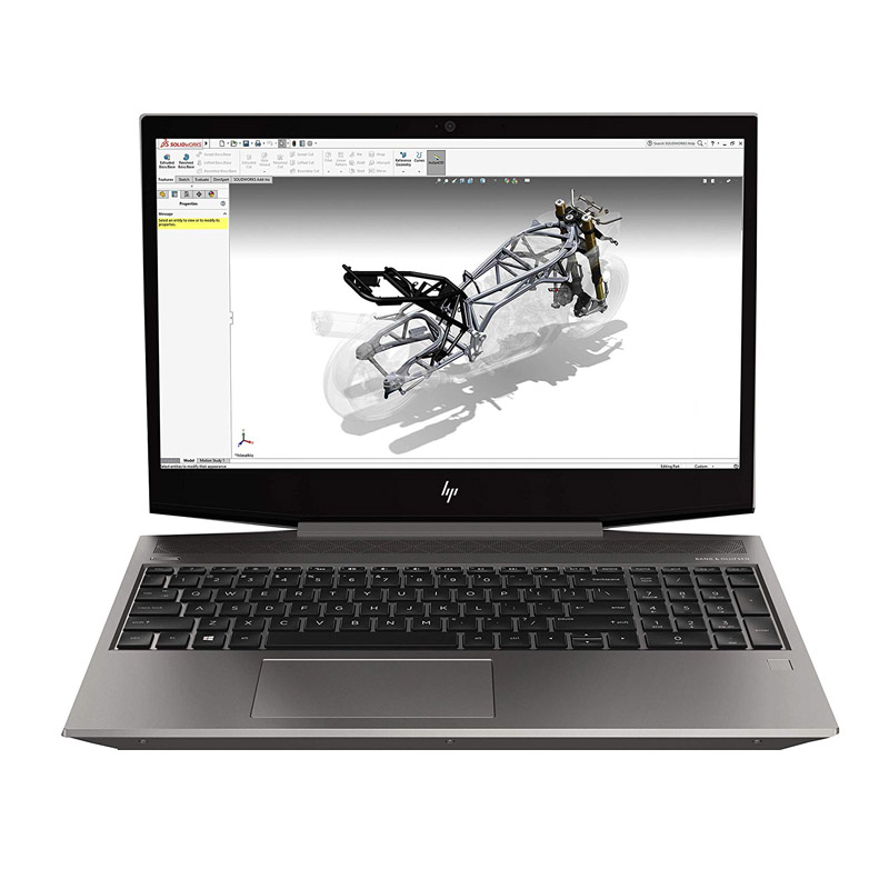 HP ZBook 15V G5 15 6in FHD i7 8850H Quadro P600 16GB 512GB SSD and 1TB HDD  Mobile Workstation Laptop
