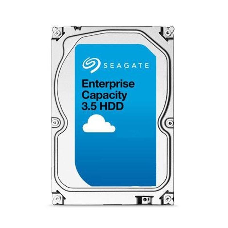 "Seagate Exos X10 HDD 512E SATA 3.5"" 6TB 7200RPM 256MB Cache No Encryption 5yrs"