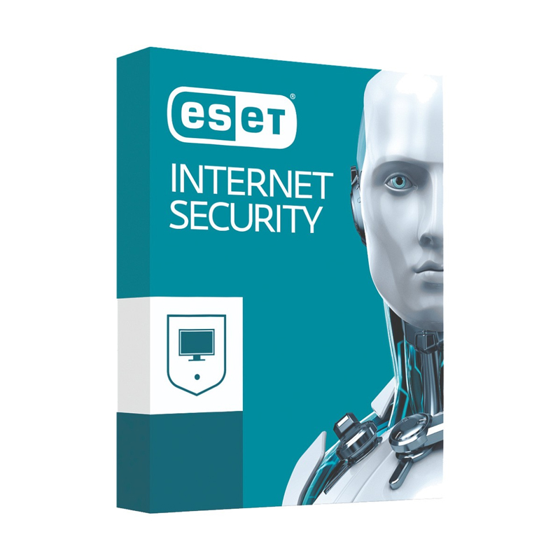 ESET Internet Security 1 Year 5 Devices OEM Retail Card License