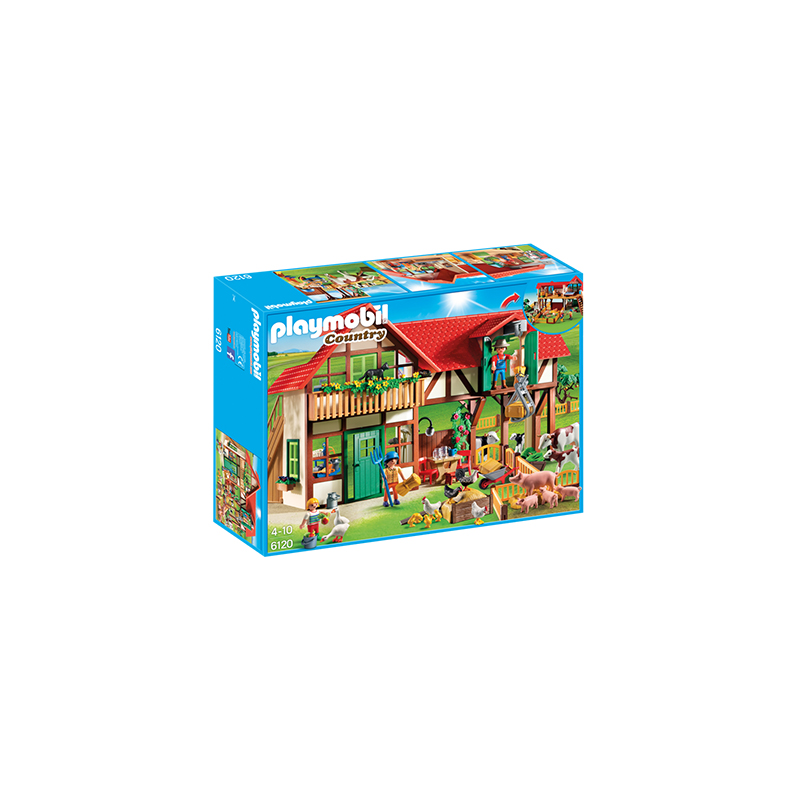 Playmobil Large Farm