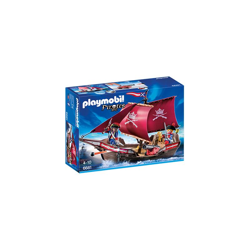 Playmobil Soldiers' Patrol Boat