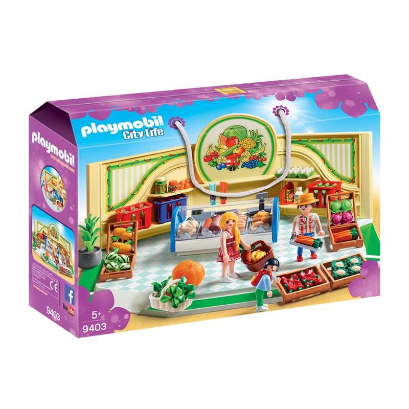 Playmobil Grocery Shop