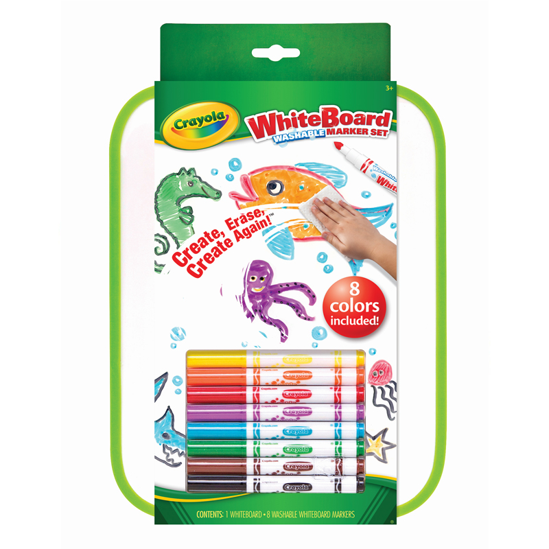 Crayola Washable Dry Erase Board Set