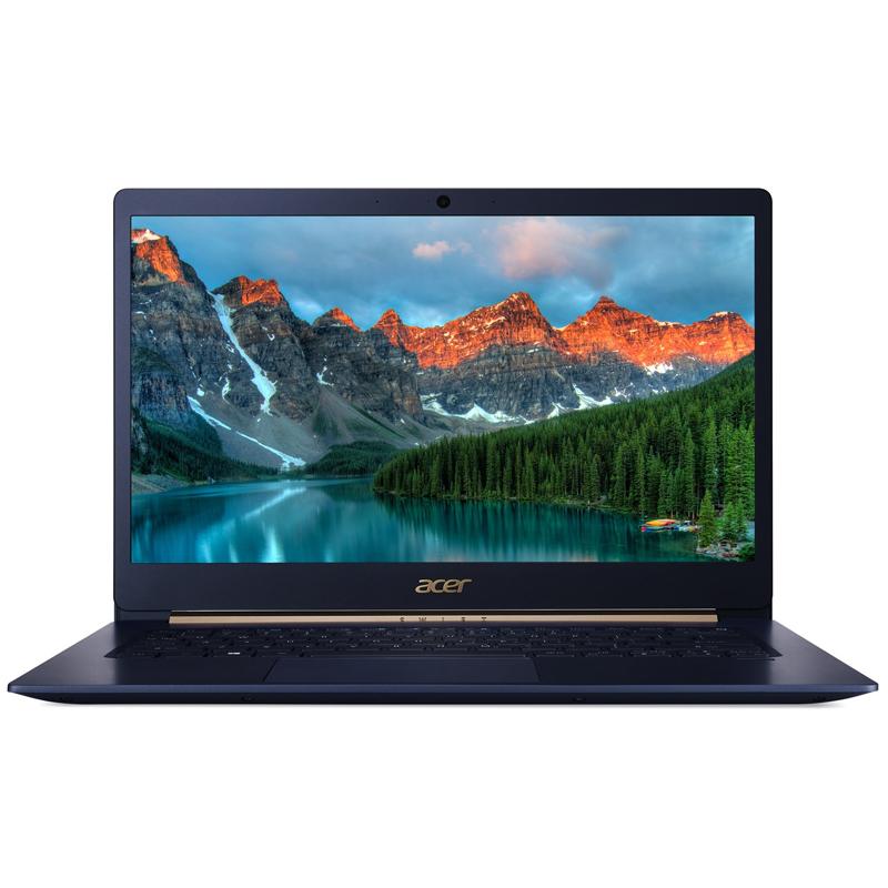 Acer 14in FHD IPS Touch i5 8250U 256GB SSD 16GB RAM W10P USB Type-C Laptop (SF514-52T-583E)