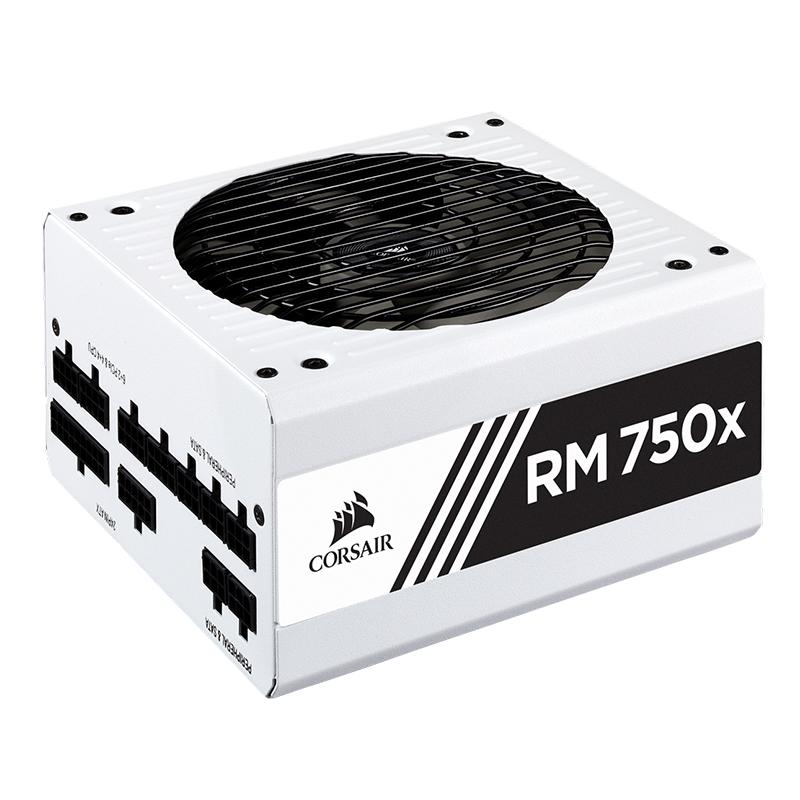 Corsair 750W RM750x White Gold Modular Power Supply (CP-9020187-AU)
