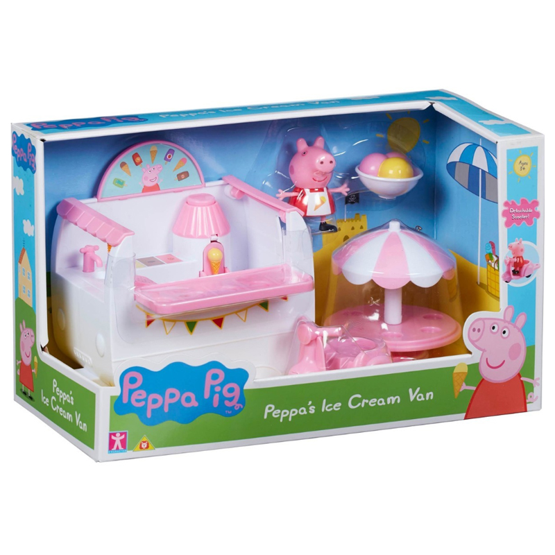 Peppa's Ice Cream Van