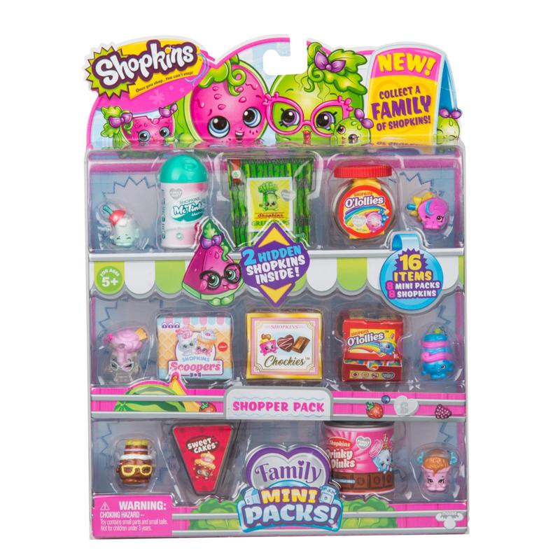Shopkins Season 11 Shopper Pack