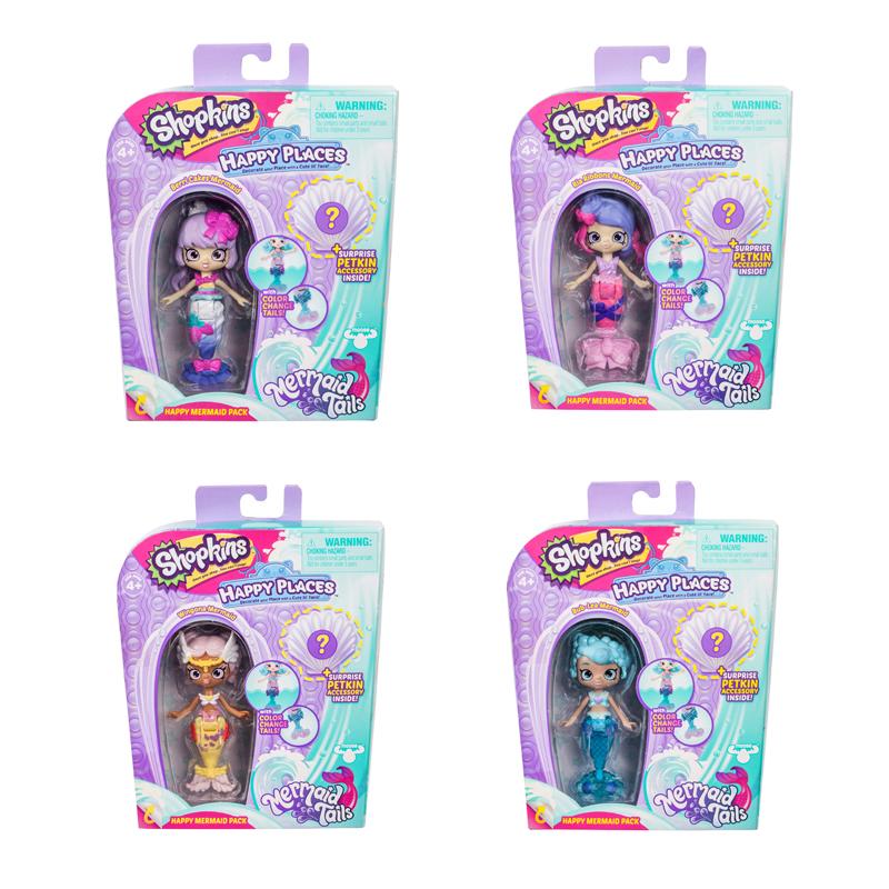 Shopkins Happy Places Shopkins Season 6 Doll Single Pack Assorted