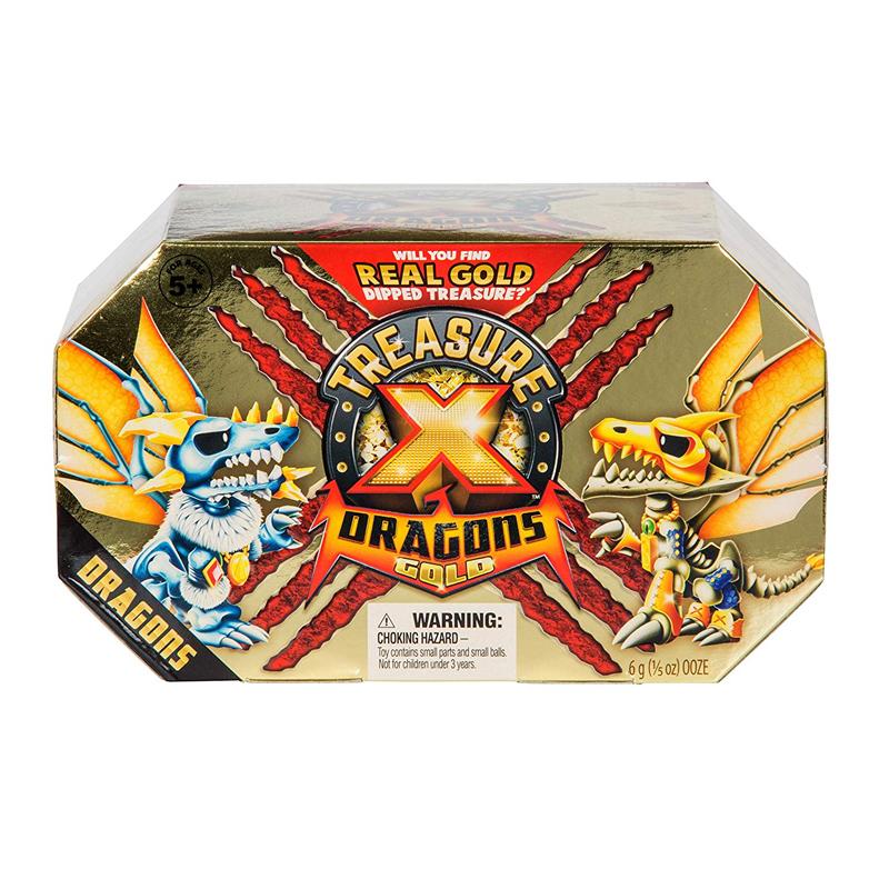 Treasure X Season 2 Dragon