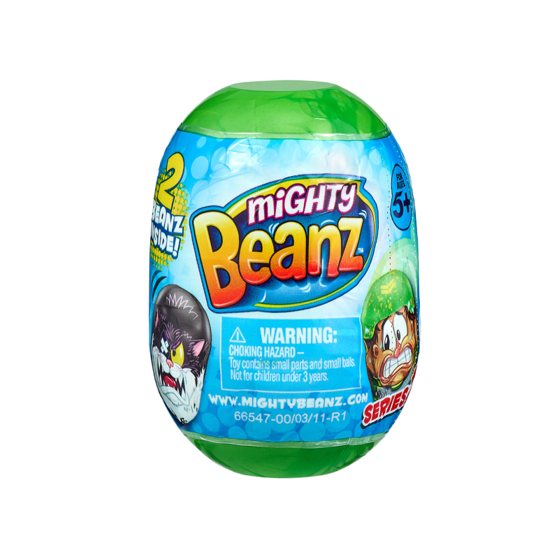 Mighty Beanz Season 2 Pack Assorted