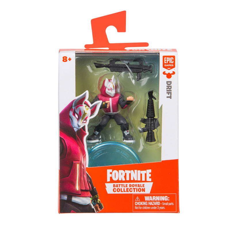 Fortnite Season 1 2 inch Solo Figure Pack Assorted