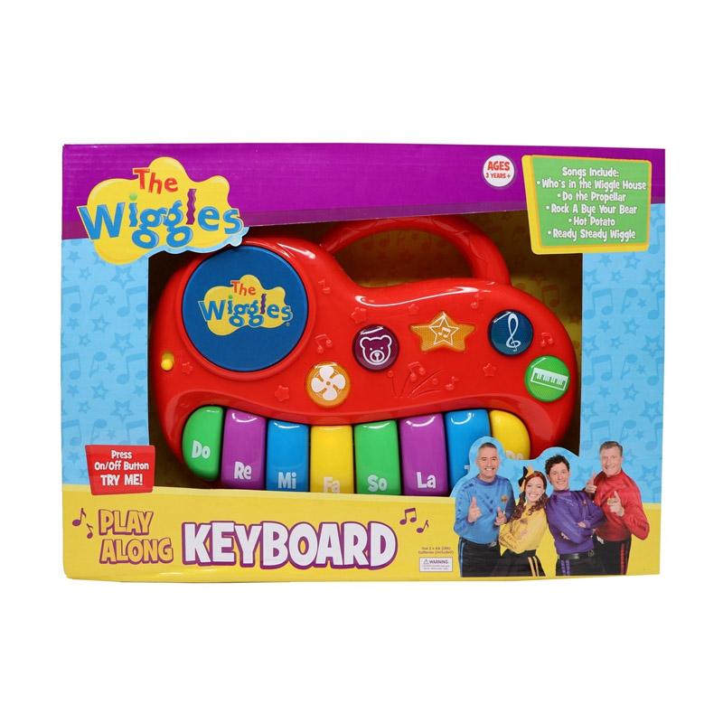 The Wiggles Keyboard