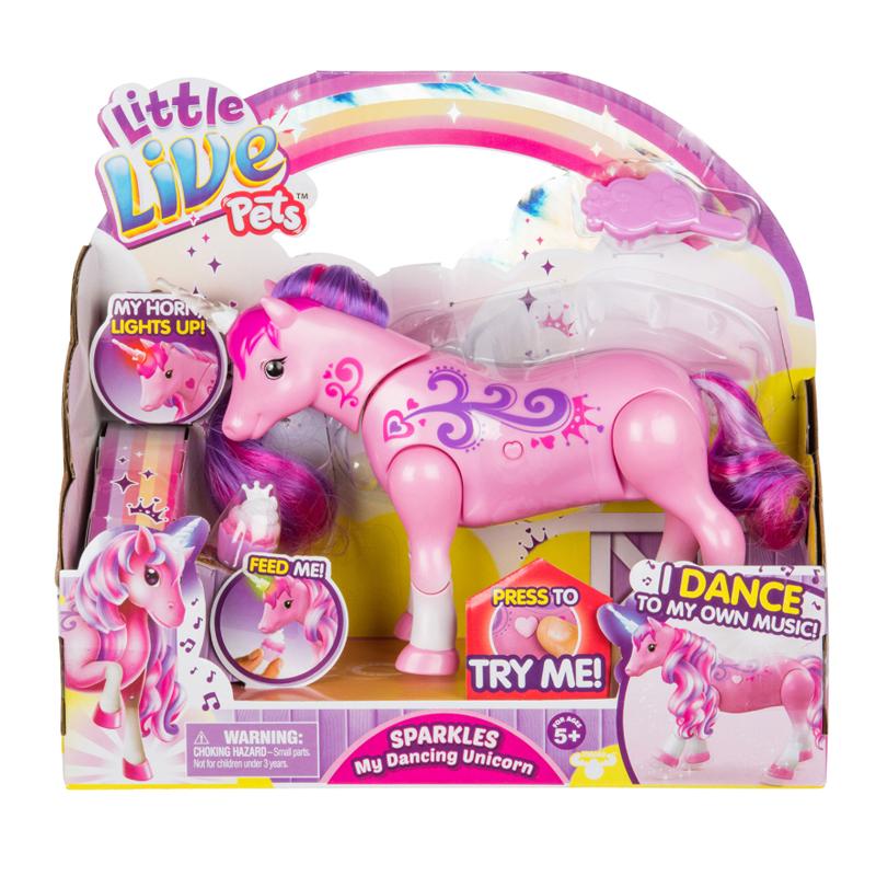 Little Live Pets Season 1 Unicorn Shimmer