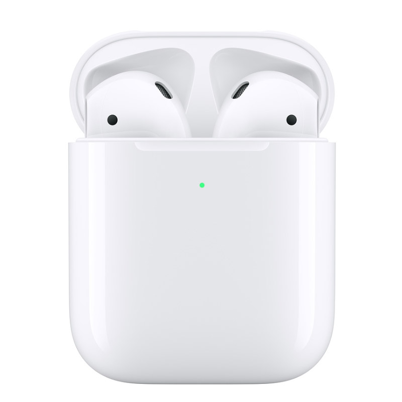 Apple AirPods 2nd Gen with Wireless Charging Case
